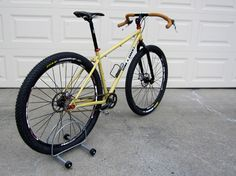 DionRidesBikes.com: MONSTER Cross - update to the On-One Inbred
