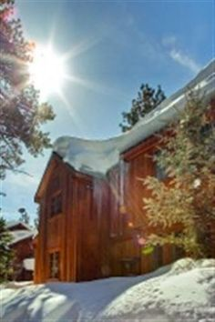 109 North Star, Mammoth Lakes, CA Luxury Real Estate Property - MLS# 105463 - Coldwell Banker Previews International Mammoth Lakes, Sandbox, Luxury Real Estate, Cabin, Star, Future, House Styles, Home Decor, Litter Box