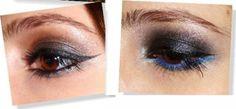 Duas sugestões de maquiagem para olhos para as noites de verão