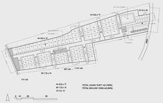 Dalam site plan yang kami disain berikut ini terlihat bahwa kawasan yang akan dijadian perumahan ini lokasi gerbang, setelah berbagai fasil... Floor Plans, Diagram, How To Plan, Floor Plan Drawing, House Floor Plans