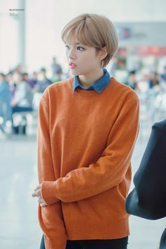 Are One Idols// Twice- Jeongyeon Suwon, Kpop Girl Groups, Korean Girl Groups, Kpop Girls, Twice Jungyeon, Twice Kpop, Kpop Fashion, Korean Fashion, Fashion Beauty