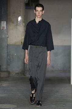 Lemaire, Printemps/Eté 2018, Paris, Menswear