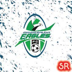 The Internet's Largest Curated Sports Logo Mood Board - Spor Repor Canada Soccer, Soccer League, Sports Logo, Juventus Logo, Eagles, Herb, Mood, Grass, Eagle
