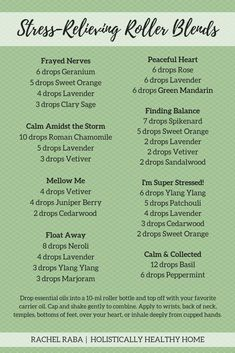Want natural stress relief? Try out one of these stress-relieving roller bottle blends! They are so simple to make and can easily be taken with you anywhere! Stress Relief Essential Oils, Essential Oils Guide, Doterra Essential Oils, Essential Oils For Depression, Essential Oils For Anxiety, Doterra Oil, Roller Bottle Recipes, Ravintsara, Essential Oil Perfume