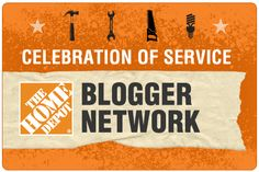 CELEBRATION OF SERVICE KICKS OFF - THE HOME DEPOT #COS2012