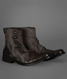 John Varvatos Bowery Button Boot boyfriend-s Der Gentleman, Gentleman Style, Me Too Shoes, Men's Shoes, Shoe Boots, John Varvatos Boots, Stylish Boots, Designer Clothes For Men, Steampunk Fashion