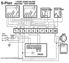 W plan wiring bf 1024952 wireing pinterest diagram s plan twin zone central heating wiring diagram asfbconference2016 Choice Image