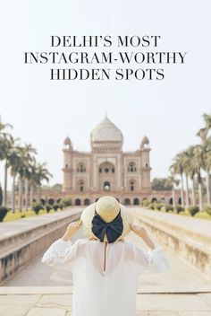 New Delhi has so many Instagram worthy spots. You can stay in the city for  few months and not visit the same place twice. Many tourists only spend 3  to 4 days in Delhi in a rush to leave for Taj Mahal. This means that if you  are willing to add few more days to your itinerary you can visit some