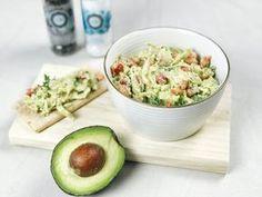 avocado-kipsalade