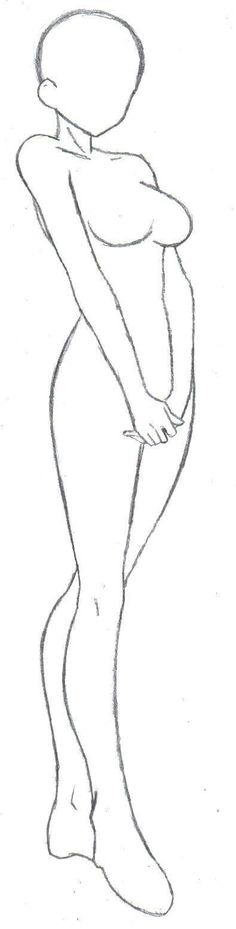 Resultado de imagen para bases de cuerpo anime