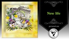 New life by Black Lady Designs
