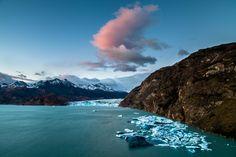 Bahia Los Tempanos, Patagonia, Argentina di Gustavo Jung