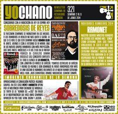 YOCHANO nº321 ~ SANT GAUDENCI Rumba Catalana