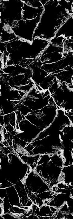 Marble by Coordonne - Black - Wallpaper : Wallpaper Direct Marble Black wallpaper by Paper Moon Marble Black Wallpaper, Marble Iphone Wallpaper, Black Wallpaper Iphone, Marble Wallpapers, Blue Wallpapers, Frog Wallpaper, Paper Moon, Black Iphone Background, Black Backgrounds