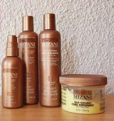 CurlsUnderstood.com: Mizani True Textures Curl Balance Suphate-Free Shampoo Review