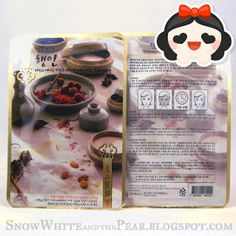 Updated Multi-Step Korean Skincare Routine Summer 2015: Sheet Masks Galore. From Snow White and the Asian Pear blog.