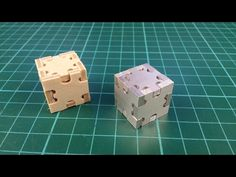 DIY mini CNC machine part 12 (new lead nuts + more cut tests) Machine Parts, Cnc Machine, Usb Flash Drive, Decorative Boxes, Make It Yourself, Mini, Youtube, Usb Drive