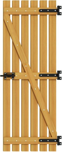 Finest Woodworking Information At Your Fingertips - Woodworking Finest Pallet Gate, Rustic Farmhouse Furniture, Carports, Wooden Gates, Beginner Woodworking Projects, Diy Holz, Wood Plans, Gate Design, Wood Doors