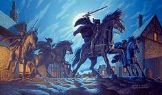 The Black Riders, Brothers Hildebrandt