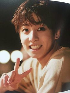 Thaat bunny smile!!
