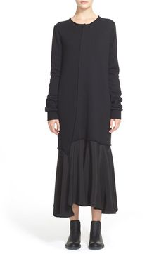 Y's by Yohji Yamamoto Pullover Dress available at #Nordstrom