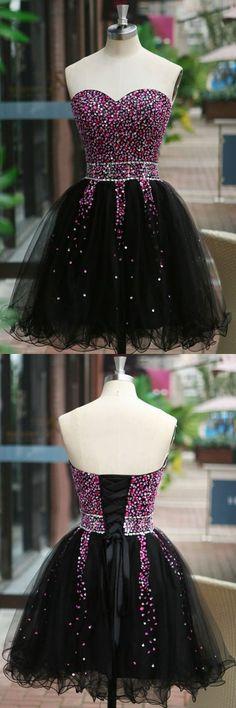 2016 homecoming dresses,homecoming dresses,sweetheart homecoming dresses,tulle homecoming dresses,short prom dresses ,lace -up homecoming dresses