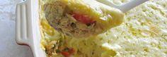 Copie a Receita de Escondidinho de frango com purê de batata doce - Receitas Supreme