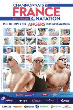 championnats france petit bassin 2012