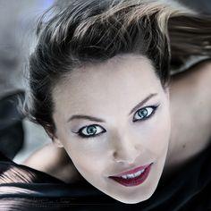 Valeria Kabluka - husky eye ;)