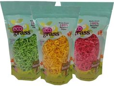 6 green alternatives to plastic Easter basket grass filler