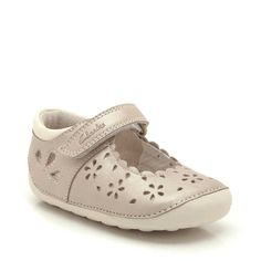 Ida Lily in Champagne Lea - Kids Girls from Clarks