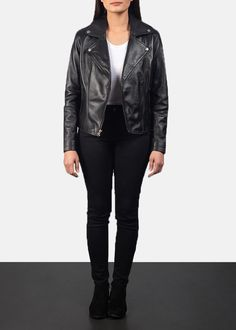 242003c8a 19 Best Women's Leather Jackets - The Jacket Maker images in 2019