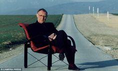 The wealthy genius & humble Ingvar Kamprad, the founder of IKEA (Ingvar Kamprad Elmtaryd Agunnaryd)