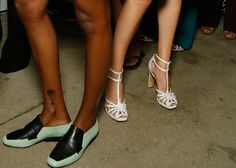 The 40 Most Stunning Shoes From New York Fashion Week
