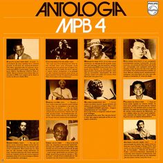 Antologia - MPB-4