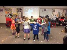 ▶ Shalom Chaverim - YouTube Movement In Music, Singing Games, Christmas Concert, School Videos, Folk Dance, Music Activities, Elementary Music, Music Classroom, Teaching Music
