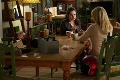 """#SwitchedAtBirth 4x11 """"To Repel Ghosts"""" - Bay and Melody"""