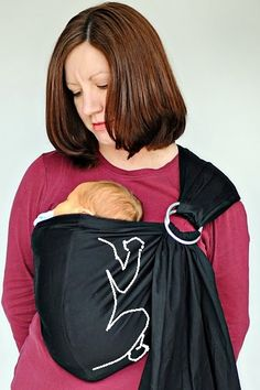 Baby Pouch Slings Baby Sling Instructions