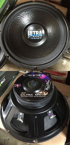 Cadence - Ultra Drive DVC 12 inch Subwoofer 300w