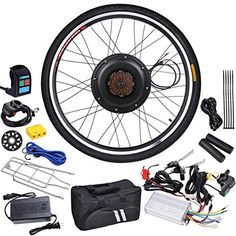 Adult Electric Bicycles - MegaBrand 36v 800W 26in Rear Electric Bicycle Engine Motor Conversion Kit -- Want to know more, click on the image.
