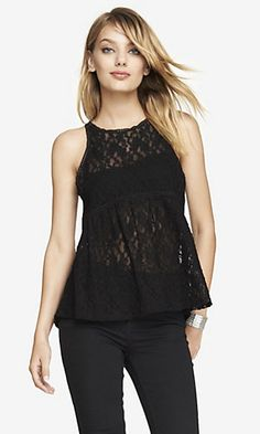 Women's Tops: Tees, Peplum Tops & Tunics | EXPRESS