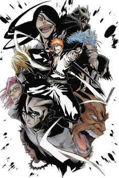 BLEACH Anime Art Posters HD Big Prints Japanese Anime Posters Decoration For Bedroom 22 2030 inch Anime Art Anime Art bedroom big BLEACH decoration Inch Japanese posters Prints Bleach Anime Art, Bleach Manga, Manga Anime, Manga Art, Bleach Characters, Manga Characters, Coyote Starrk, One Piece Manga, Posters Geek
