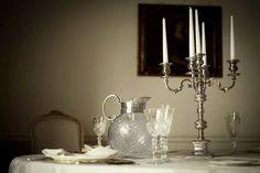 candelabro classico e raffinato..