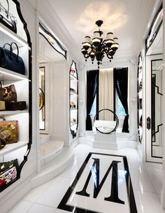 I have absolutely no desire to buy a home right now. So, I live vicariously through the work of accomplished interior designers on proper...