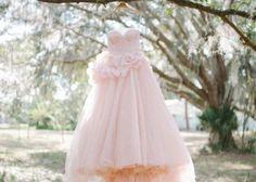 あわいピンク色の夢みたいなふわふわなドレスcollection10♡