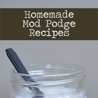 Blog with many helpful Ideas for furniture DIY and Makeovers! Modge Podge Recipe - Ways to Disassemble a Pallet and more...