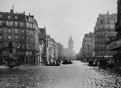 Paris inondé 1910 crue de la Seine ;Bibliothèque historique