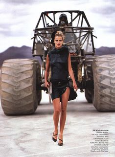 History of Vogue US - Vogue US September 2000
