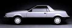 http://chicerman.com  carsthatnevermadeit:  Mercury XM 1978 by Ghia. Making it Mercury Monday starting with Ghias XM concept which was a 2 seat sports car that could be turned into a four-seater with a rear rumble seat  #cars