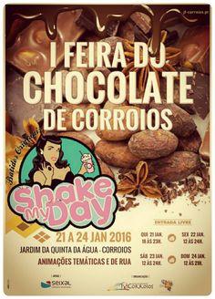 I Feira de Chocolate e Doçarias de Corroios